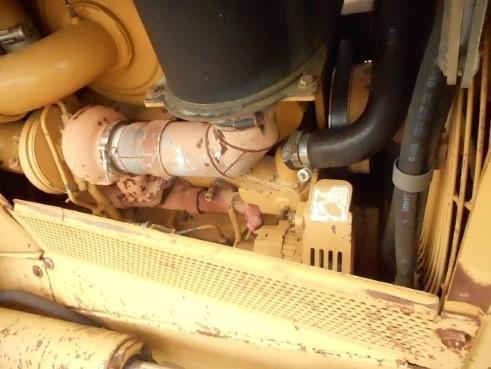 Trator de Esteiras CAT D6R Ano 2007