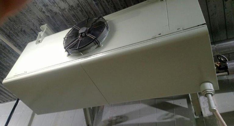Evaporador - Cutter - Evaporador Industrial Para Amônia