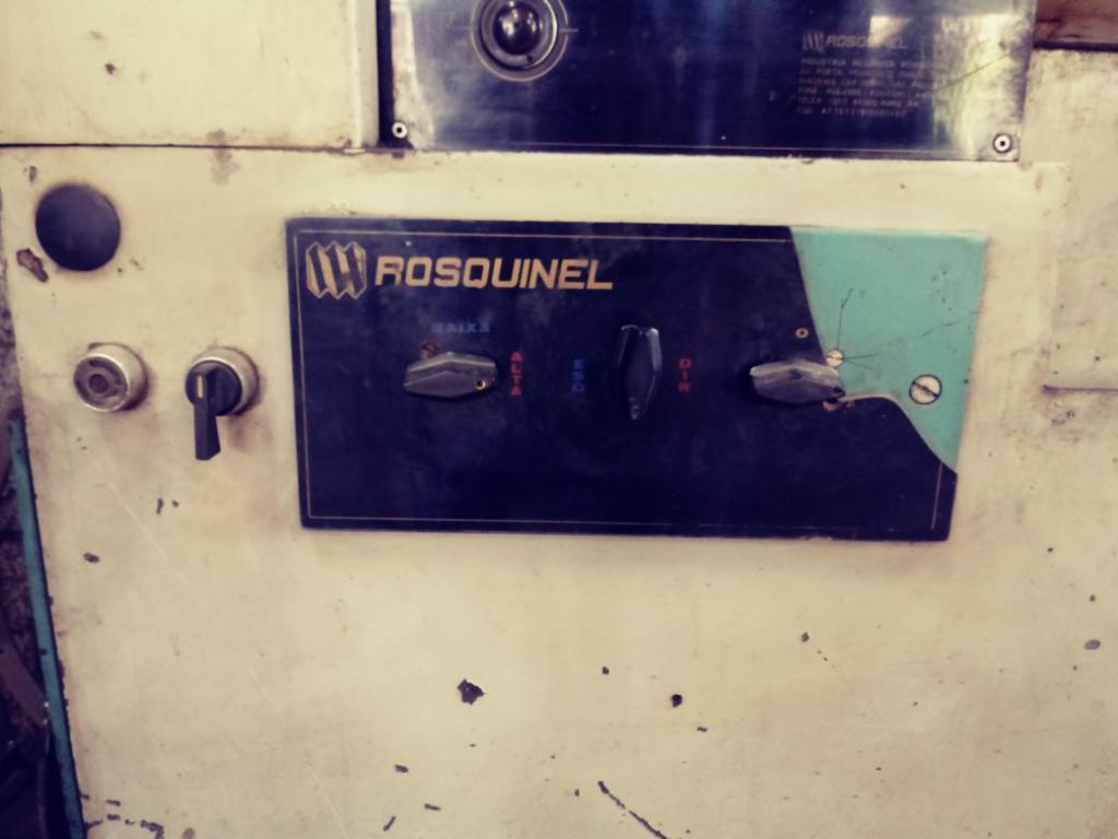 Rosqueadeira Elétrica Rosquienel RV63T