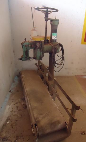Máquina de Costura Matisa 1978