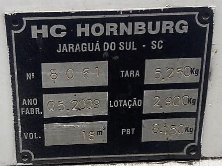 Baú Refrigerado 2009