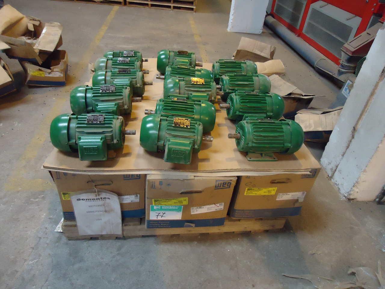 Motores Elétricos WEG W22 Premium IP 55