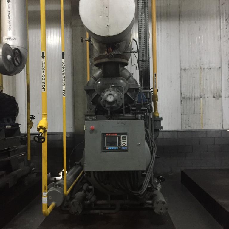 CompressorMycom 250 VLD Bts 2007 (03)