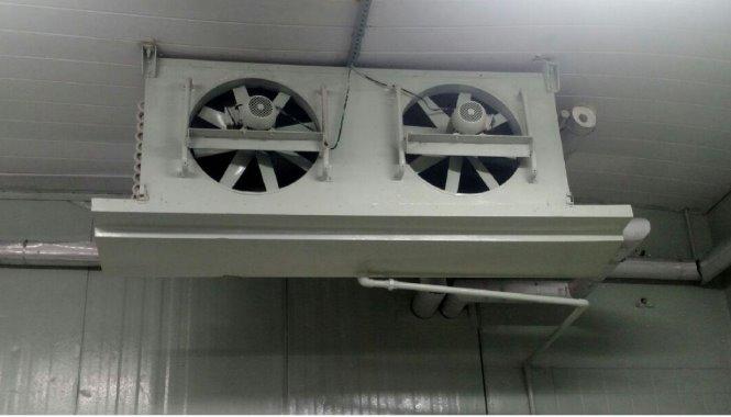 Evaporador 1 - Salsicharia - Evaporador Industrial Para Amônia