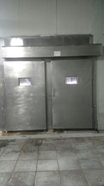 Estufa de Cozimento / Defumação - Em Gabinete Metálico (Estufa 13)