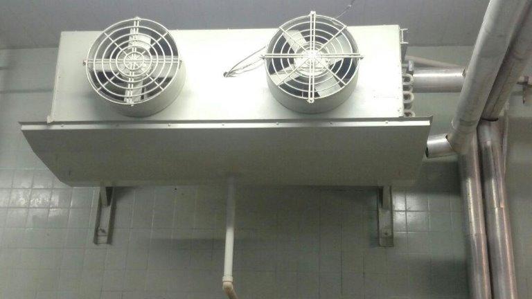 Evaporador 1 - Preparação de Massa - Evaporador Industrial Para Amônia