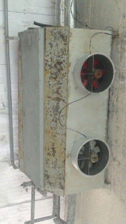 Evaporador 3 - Evaporador Industrial Para amônia