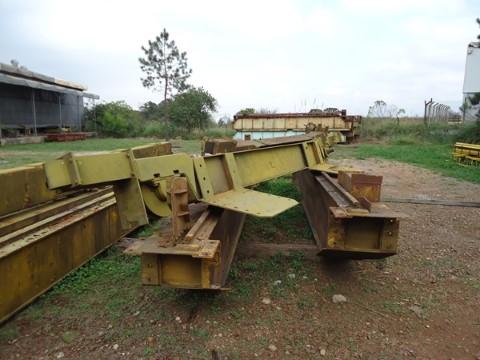 Ponte Rolante Villares Tipo H Capacidade 7,5 Ton