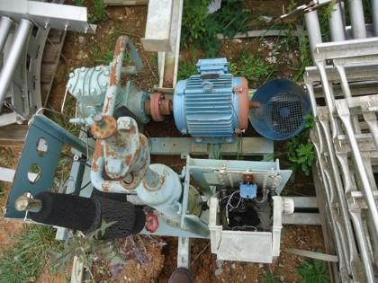 Compressor de Gás Freon Bitzer OAS 322 2012