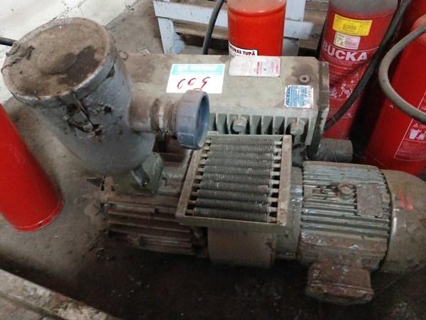 Sucatas Motores Elétricos e Bombas de Vácuo