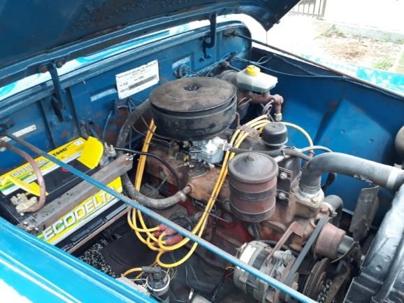 Ford Rural R-130 1968 4x4