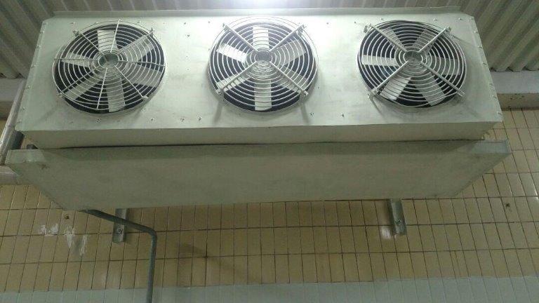 Evaporador  - Embalagem Secundária - Evaporaddor Industrial Para Amônia