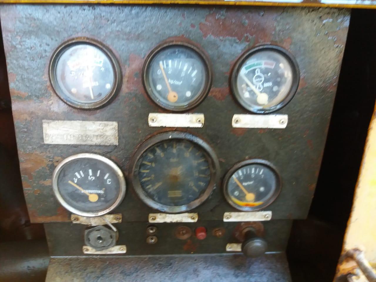Compressor de Ar Atlas Copco 1973