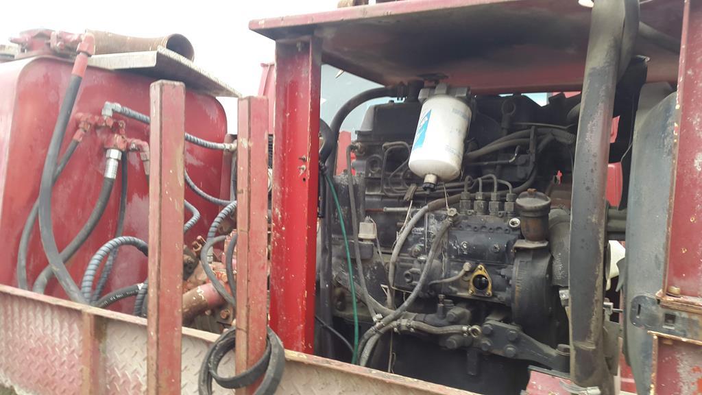 Caminhão VW 8150 Bomba de Mangote Schwing BPL401 2001/2002