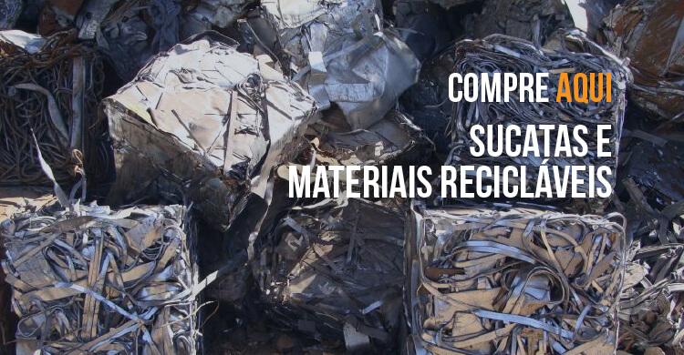 Sucata e Materiais Recicláveis 3
