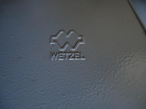 Caixas de Passagem Wetzel