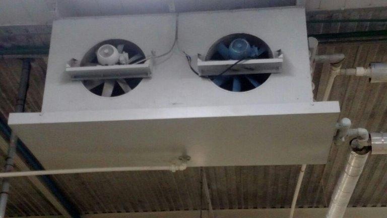 Evaporador - Embutimento - Evaporador Industrial Para Agua