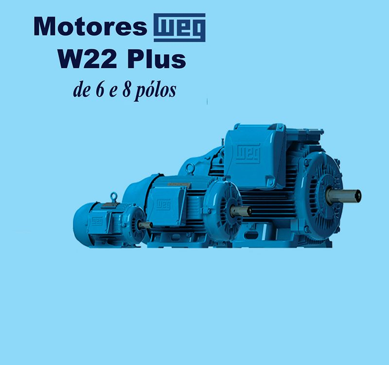 Motores Elétricos WEG W22