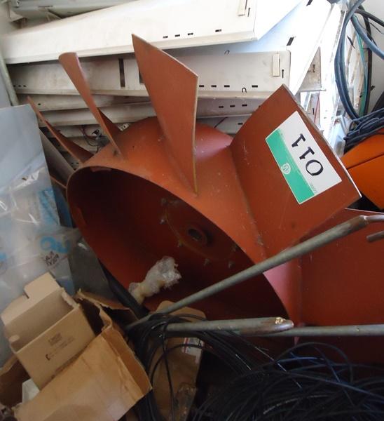 Rotor de Turbina para Secador Armco Staco