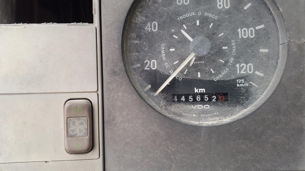 Caminhão Mercedes-Benz LB 2325 Betoneira – Sem Implemento - 1998/1998