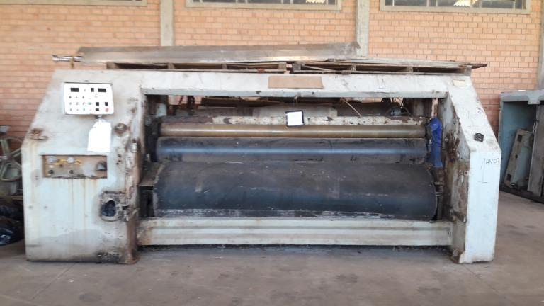 Máquina de Enxugar Couros Bauce, PCR5 3200