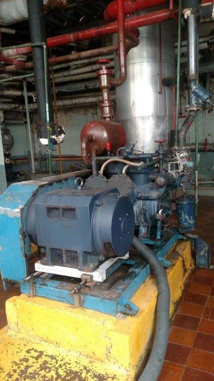 Compressor 4 Pistões