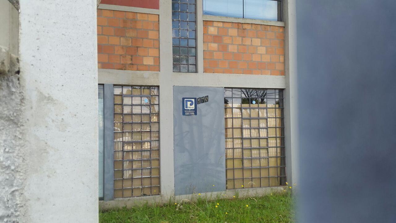 Barracão em Alvenaria Fins Comerciais com 554 m²