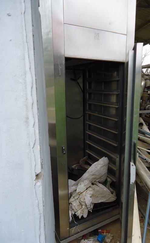 Estufa Rodriaço Sistema de Duas Portas