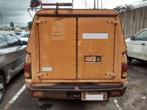 Caminhonete Mitsubishi L200 GL 4x4 2011/2012