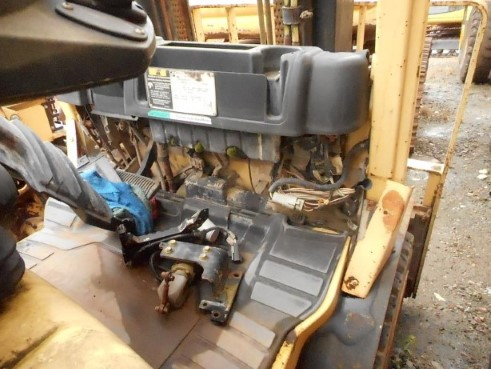 Empilhadeira Hyster H70FT Ano 2012