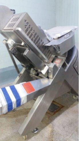 Fatiador Industrial A 550 W - Bizerba Ano 2015