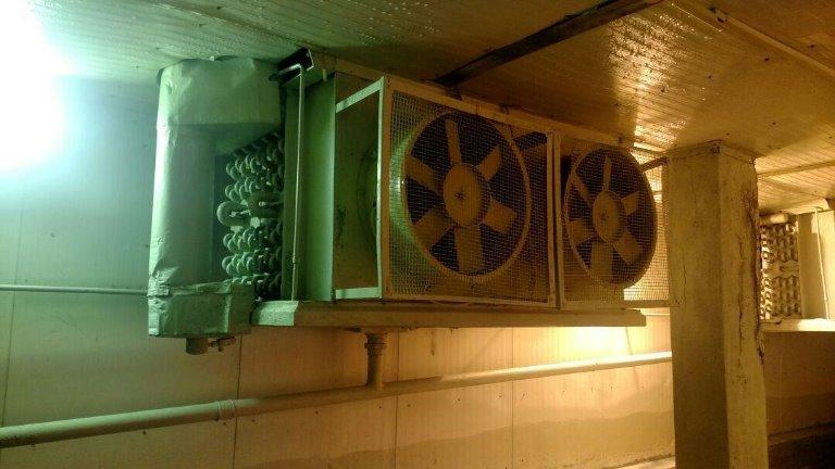 Evaporador 2 - Túnel 1 - Evaporador Industrial Para Amônia