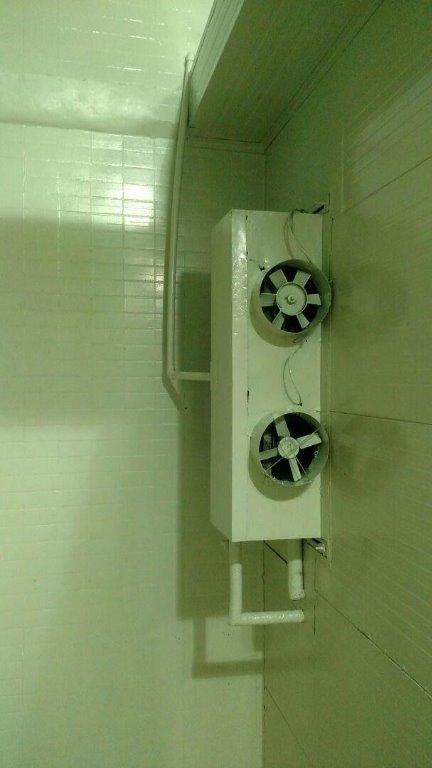 Evaporador  - Tendal - Evaporador Industrial Para Amônia
