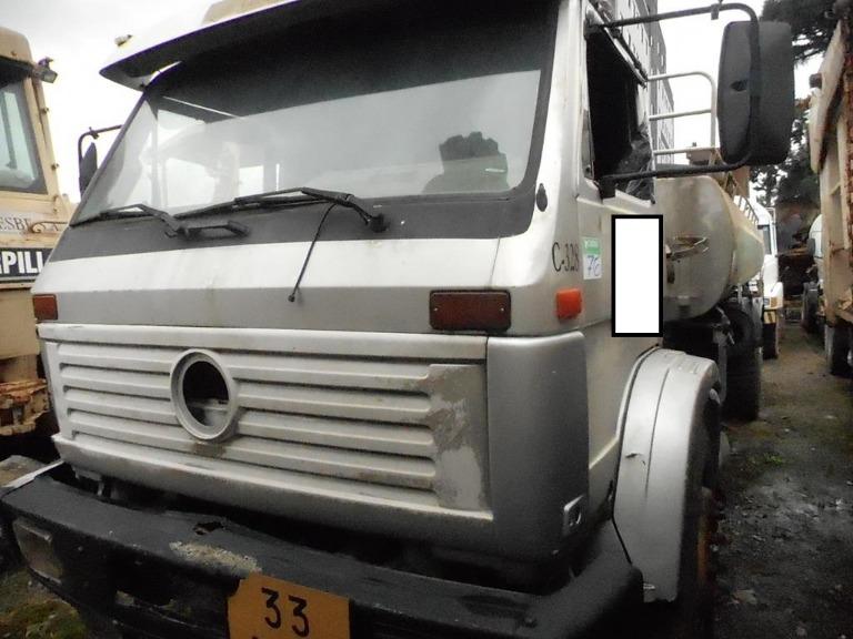 Caminhão Tanque de Combustível Volkswagen 16.300 6x2 Ano 1996