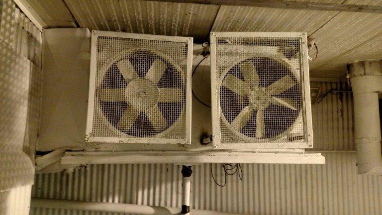 Evaporador  - Túnel  - Evaporador Industrial Para Amônia