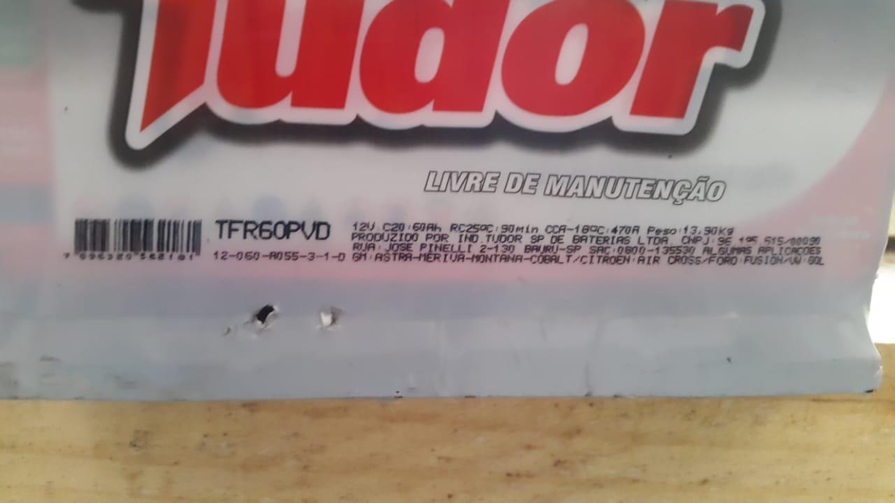 Bateria Estacionárias Tudor 60 AH