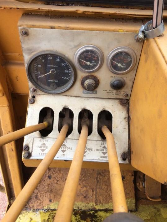 Guindaste Grove RT75S 1990 45 T