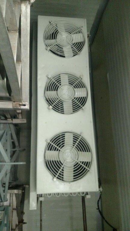 Evaporador - Evaporador Industrial Para amônia