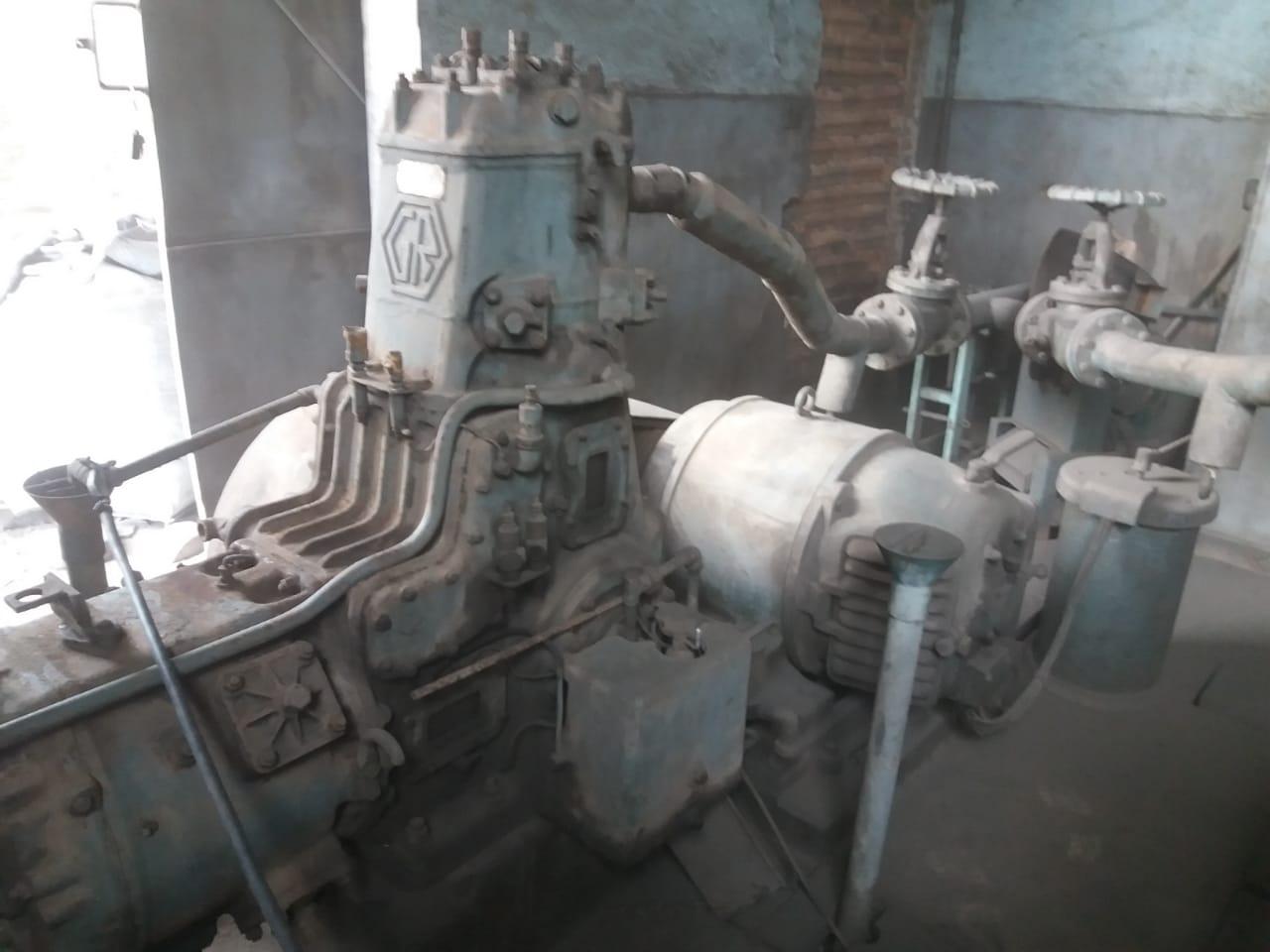 Compressor de Ar Pellizzari 1956
