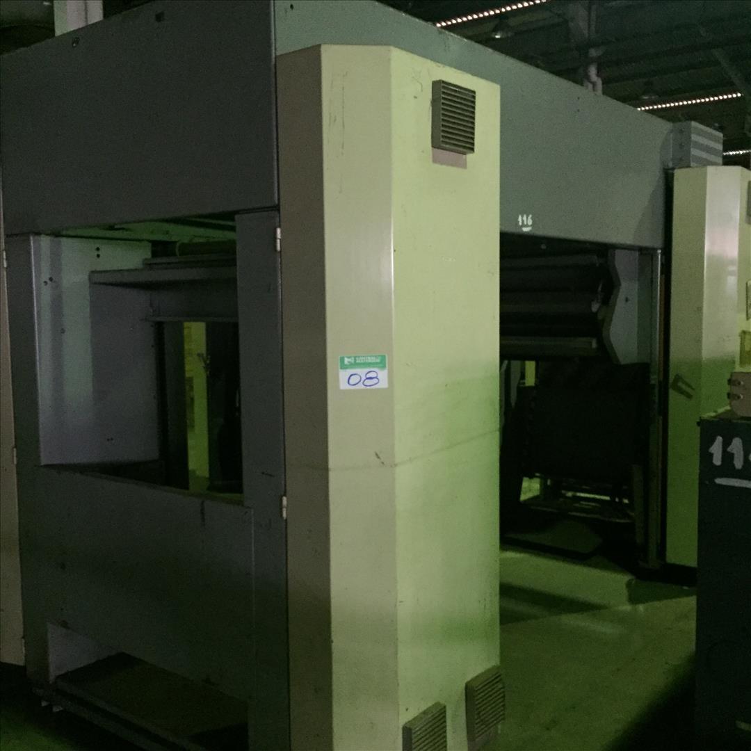 Máquina Automática p/ Fabricação de Formulário Contínuo