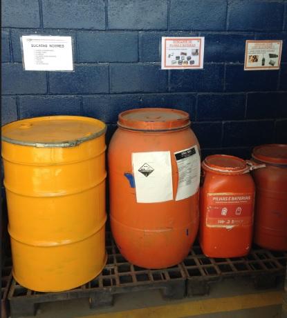 Sucata de Cobre (Fios e Cabos) aprox. 0,4 ton geração 02 meses