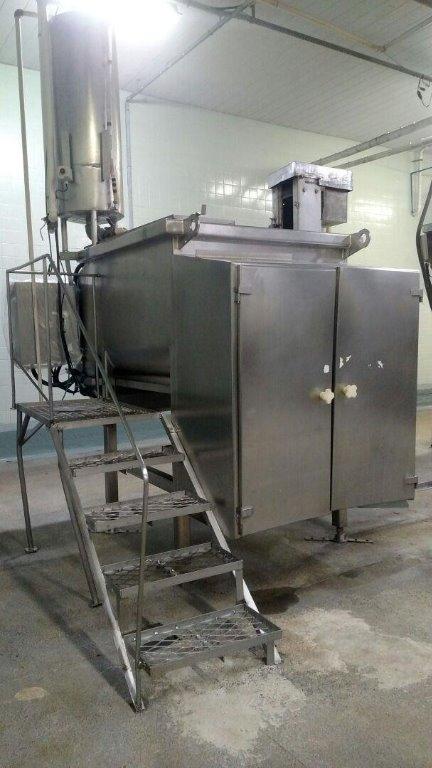 Misturador Industrial de Alimentos Fast
