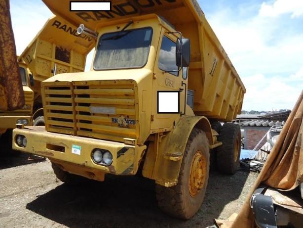 Caminhão Fora de Estrada Randon R-425 1989