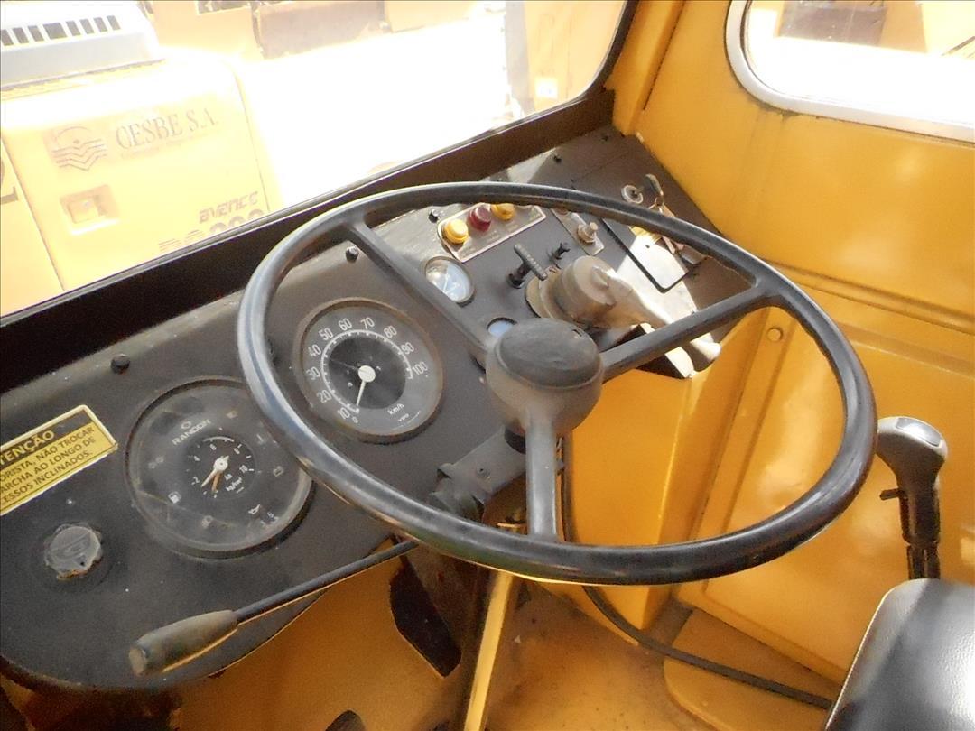 Caminhão Fora Estrada Randon RK425 1988