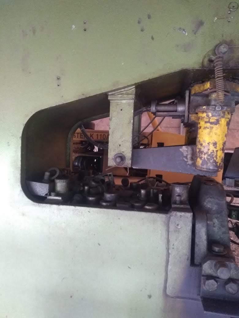 Puncionadeira Fisame S/A 34 UIW FM-65