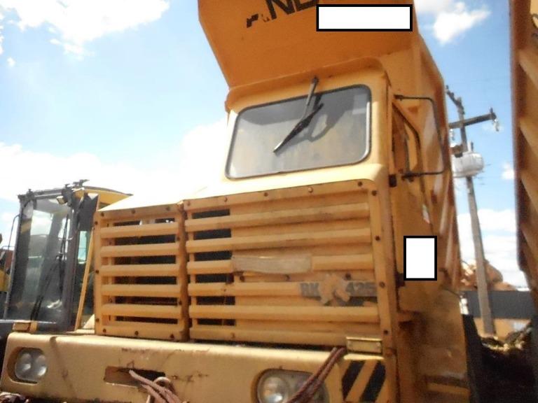 Caminhão Fora de Estrada Randon RK-425 Ano 1989