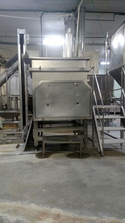 Misturador Industrial de Alimentos MP Equipamentos