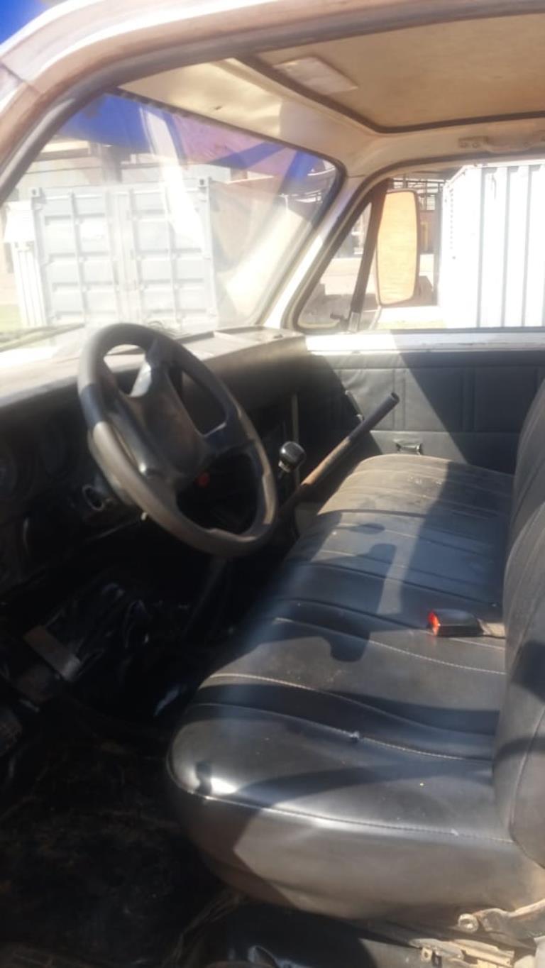 Caminhão Tanque Chevrolet 11000 1987