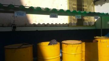 Sucata de Cobre (Fios e Cabos) aprox. 0,1 ton geração 12 meses