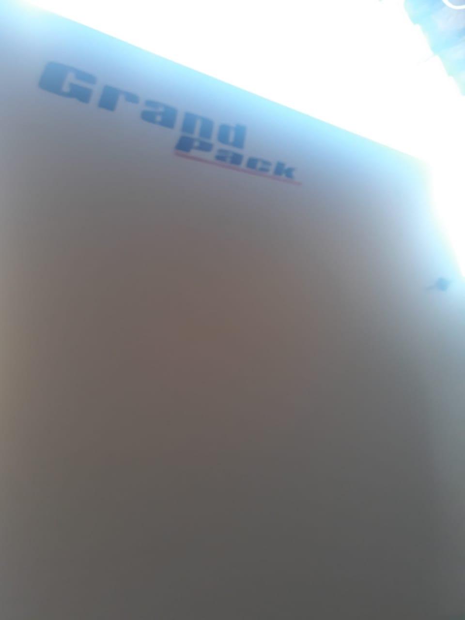 Ensacadeira Embaflux Gran Pack 2010